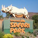 Safari Park Entrance